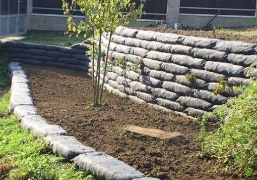 Vegetační opěrné zdi jako cenově přijatelnější náhrada betonových zdí